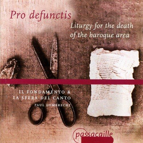 Missa Pro defunctis a 5 Voci et 6 Instrumenti: Sequentia: Oro supplex, (Ergo Cat)