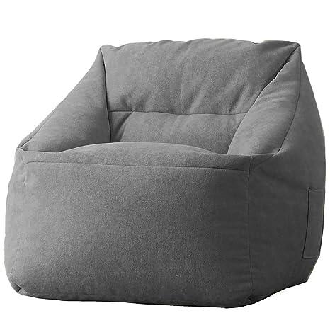 Amazon.com: MLX Puff Sofá Lazy, Pequeño apartamento ...
