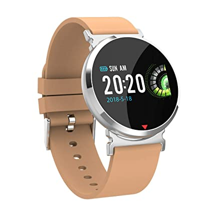 Amazon.com: Waterproof Sport Smart Watch Blood Pressure ...
