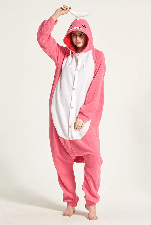 Honeystore Funny Animal Pjs One Piece Halloween Cosplay Costume Pajama  Sleepwear  Amazon.ca  Clothing   Accessories 285e1d0d3