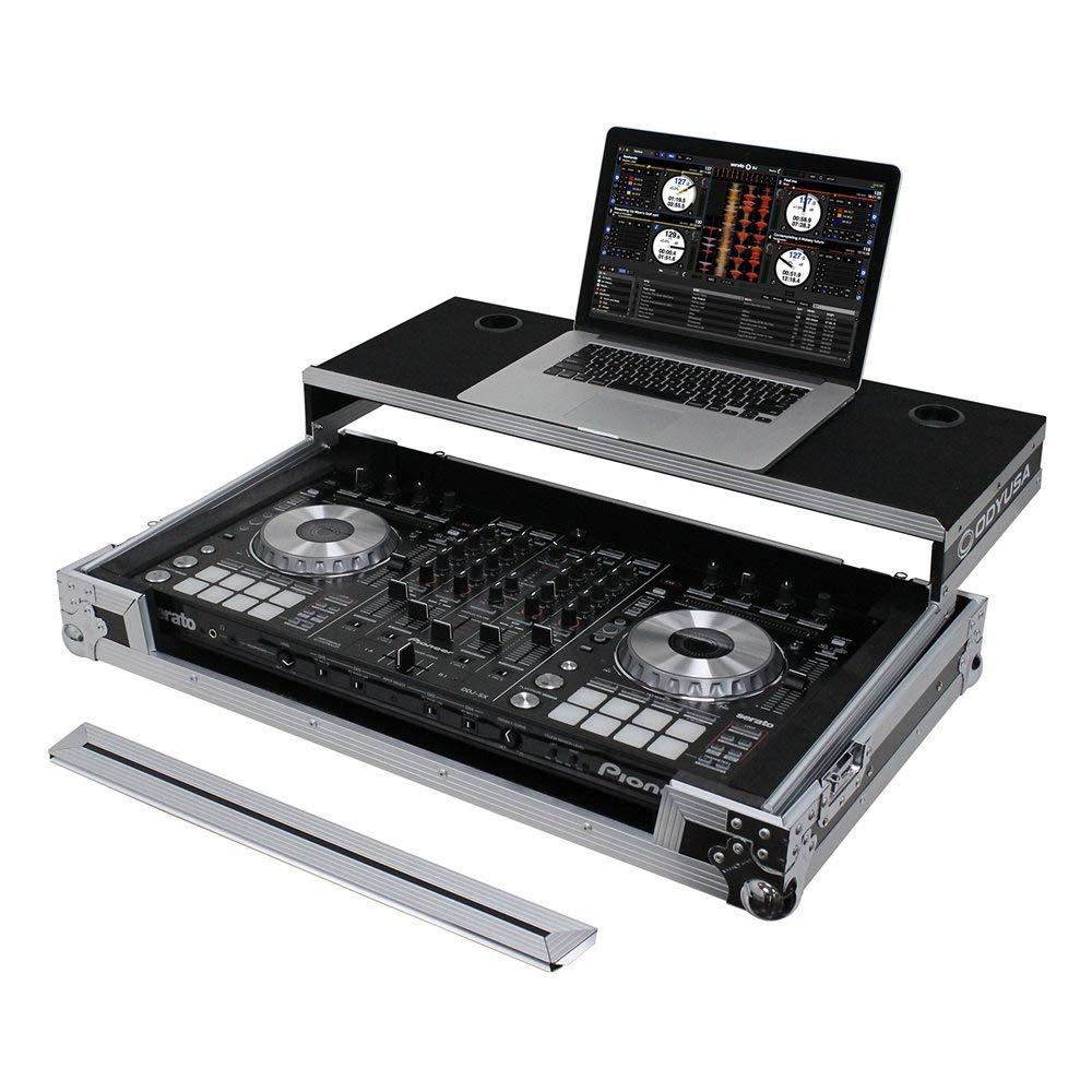 Odyssey Cases Frgspiddjrx | Glide Style DJ Controller Case for Pioneer Ddj-RX SX SX2