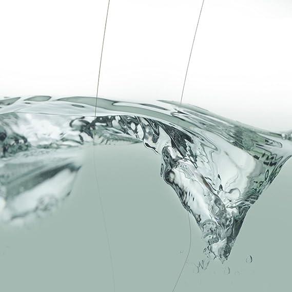 Abriebfeste Angelschnur Barsch Forelle f/ür Aal Hecht Zander Leicht und resistent gegen Wasseraufnahme 100/% PE Kunststoff geflochtene Angelschnur