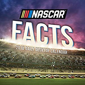 2018 NASCAR Facts and Trivia Daily Desktop Calendar