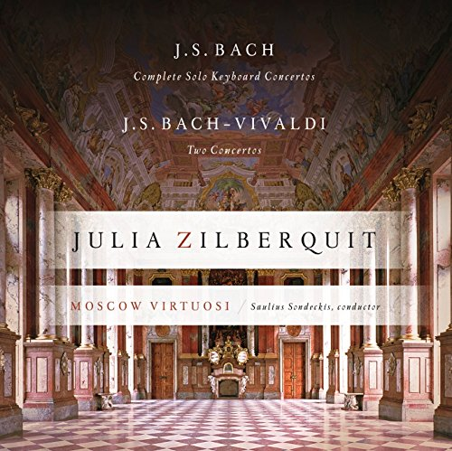 Bach, JS:Complete Solo Keyboard Concertos ()