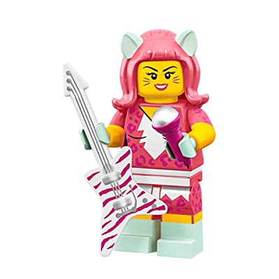 The LEGO Movie 2 Collectible MiniFigure - Kitty Pop (Sealed Pack): Toys & Games