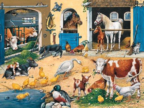 (Ravensburger Farm Life - 24 Piece Floor Puzzle)