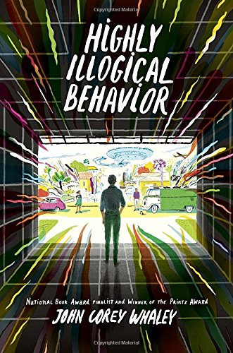 Highly Illogical Behavior Corey Whaley product image