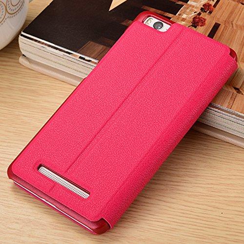 Amazon.com: Para Xiaomi Mi 4i/Mi 4 C teléfono celular Cover ...