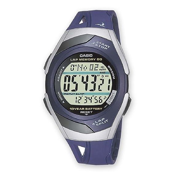 61809e986c48 Casio Reloj de Pulsera STR-300C-2VER  Amazon.es  Relojes