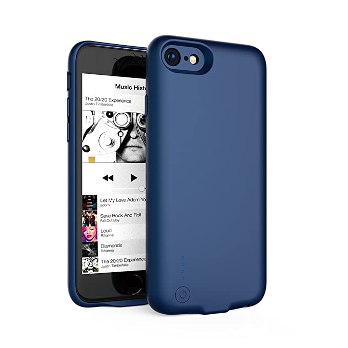 Amazon.com: Xgody - Carcasa ultrafina para iPhone 7 y 8 Plus ...