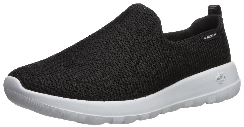 Skechers Performance Men's Go Walk Max Sneaker 7 EE US|Black/White