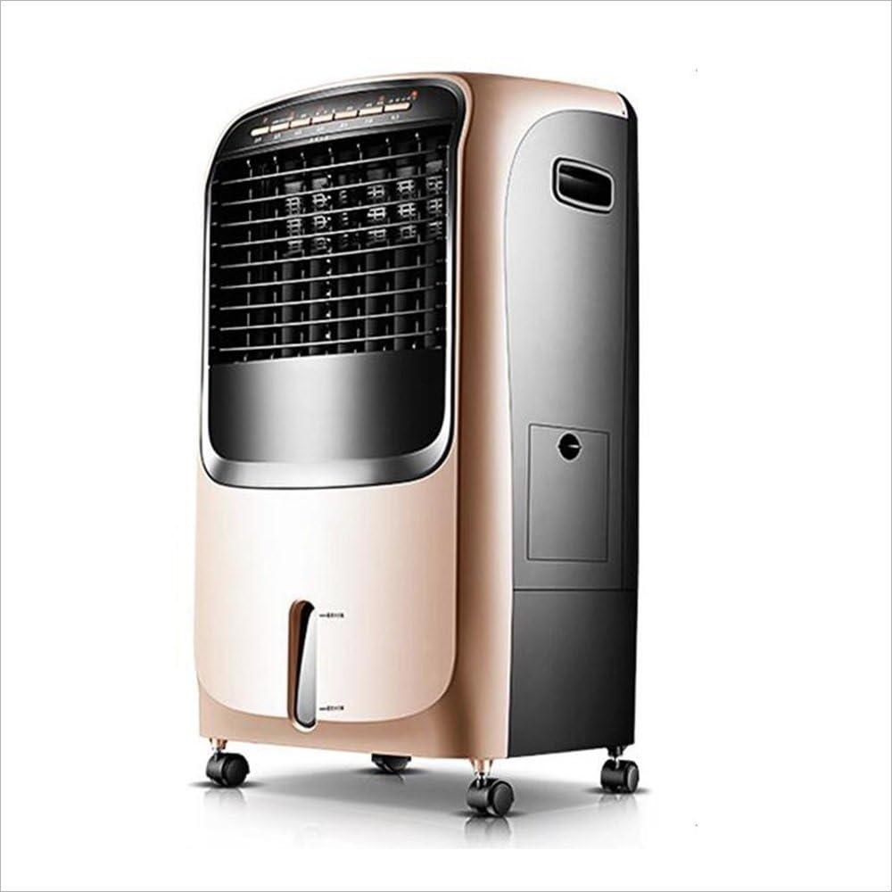 Zs-zs001 Enfriamiento, calefacción, Aire Acondicionado, Ventilador, Ahorro de energía, Movimiento pequeño, con sincronización y Control Remoto, purificador de 65 vatios