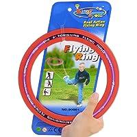 Precauti Silicone Flying Ring Frisbee Anillo de Vuelo