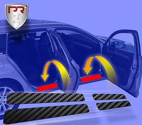 Pr Folia Einstiegsleisten Für C3 Aircross Ab Bj 2017 Passend Steinschlagschutzfolie Schutzfolie Und Autofolie Für Türeinstiege Lackschutzfolie In Carbon Optik Auto