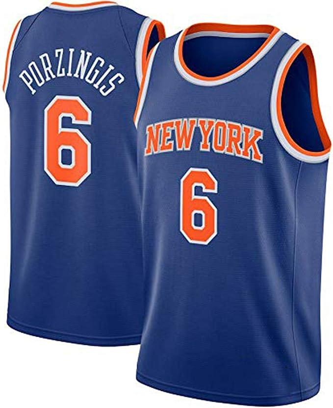 Deandre Jordan # 6 Camiseta De Baloncesto De Los Hombres ...