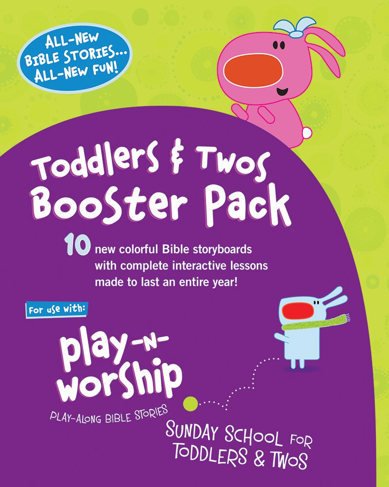 Play-n-Worship: Booster Pack for Toddlers & Twos pdf epub