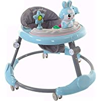 COOLBABY MULTIFUNCTIONAL ANTI-ROLLOVER BABY WALKER