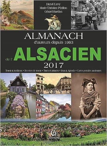 Livre électronique pdf download Almanach de l'alsacien PDF ePub MOBI
