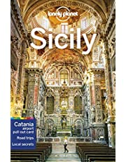 Lonely Planet Sicily 8 8th Ed.