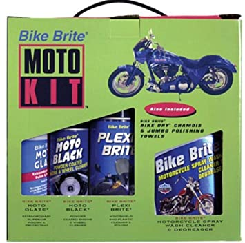 Bicicleta Brite moto Kit MC1000
