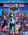Monster High: 13 Wishes (Blu-ray + DVD + Digital Copy + UltraViolet)