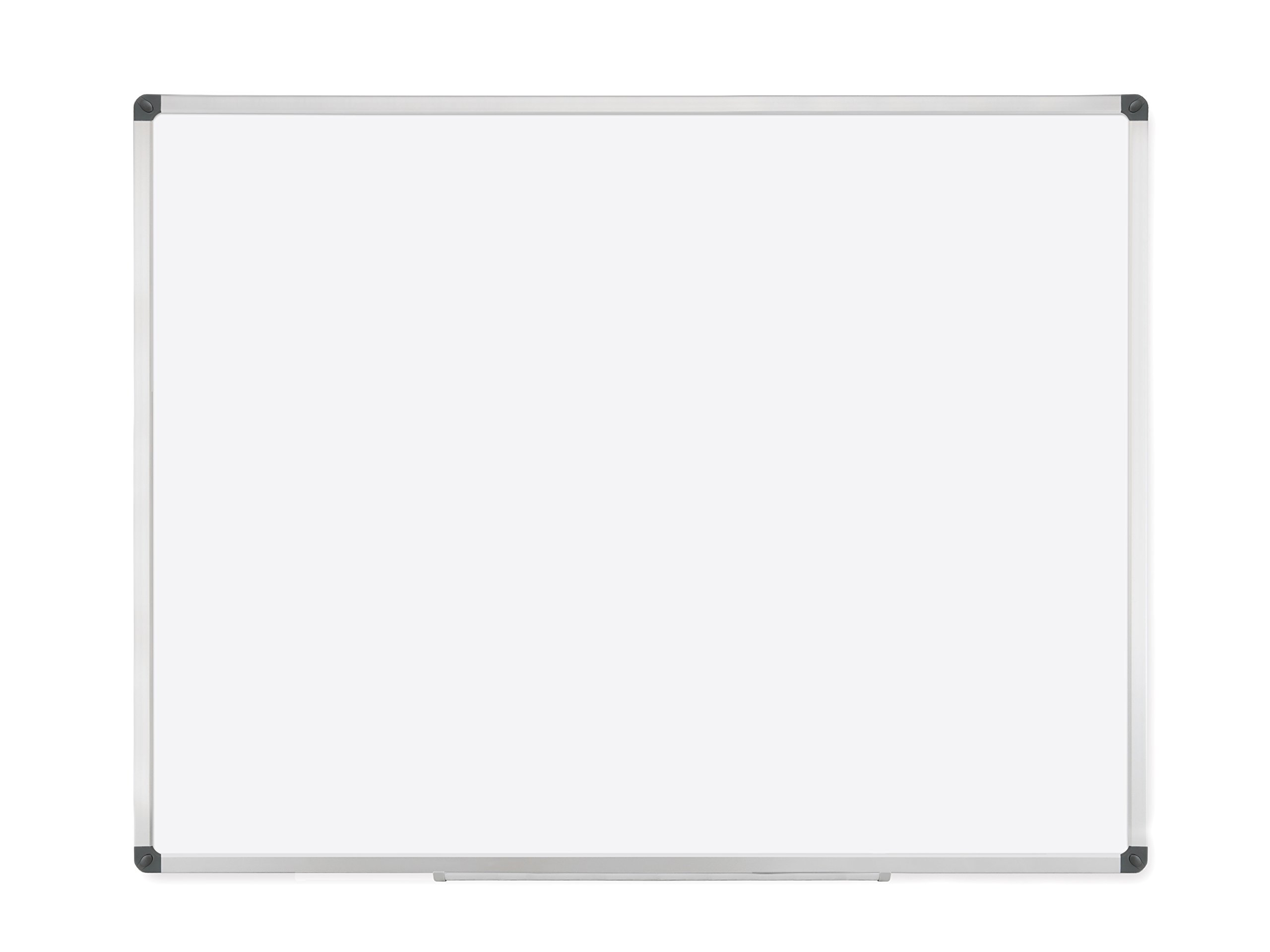 VAB-Pro Top Quality Melamine 36'' x 48'' dry erase white board, 4 corner mounting with pen tray, W313648-02 by V VAB-PRO