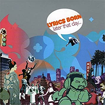 Later That Day... [Vinyl]