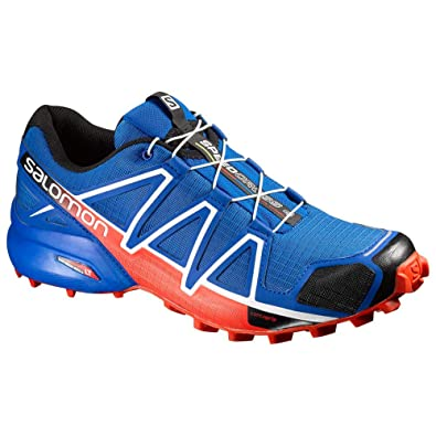 84ef0accda4b Image Unavailable. Image not available for. Color  Salomon Men s Speedcross  4 Trail Running Shoe