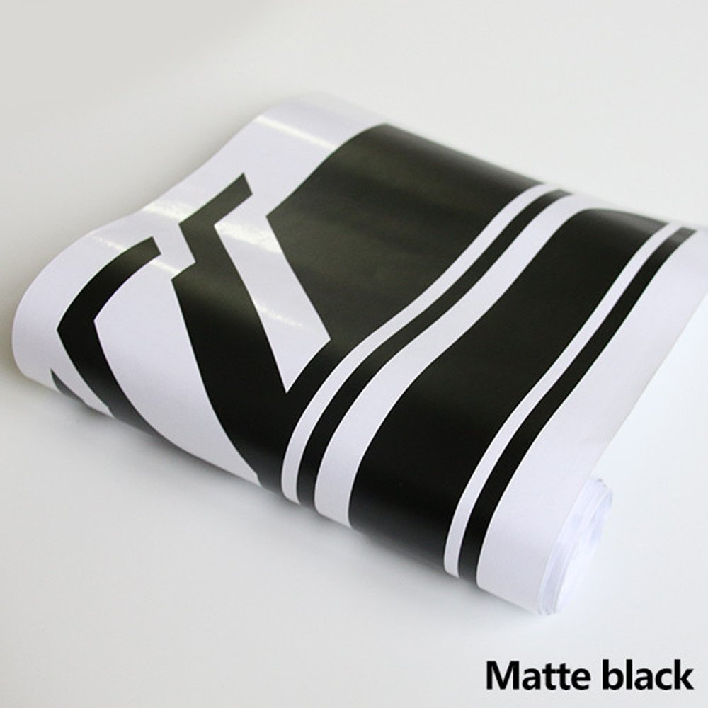 Gloss Black 2 Pieces Car Racing Stripes C63 AMG Edition 1 Side Skirt Stripe Black Vinyl Decals Stickers for Mercedes Benz C Class W205 C180 C200 C230 C280 C300 C320 C350 C63 AMG Accessories