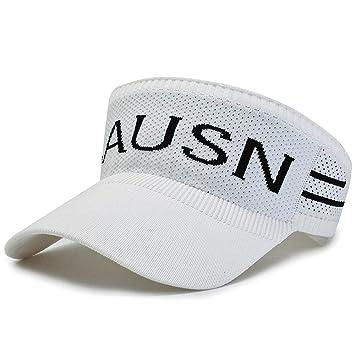 Shining-hat Viseras de Golf para Mujer Hombre Sombreros Gorros ...