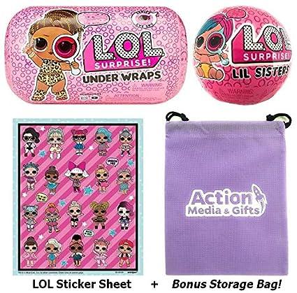 Amazon Com Lol Surprise Dolls Wave 2 Bundle Includes 1 Innovation