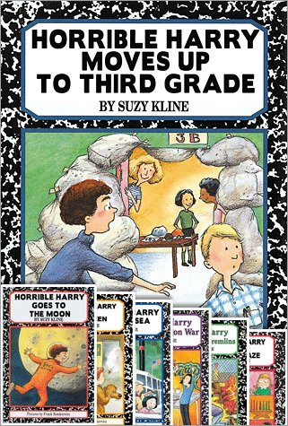 Horrible Harry By Suzy Kline Fifteen Book Set Includes Horrible Harry and the Dead Letters, Horrible Harry and the Dragon War, Horrible Harry and the Goog, Horrible Harry and the -
