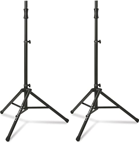 Ultimate Stand TS-100B Speaker Stand Pair