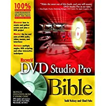 Macworld DVD Studio Pro Bible