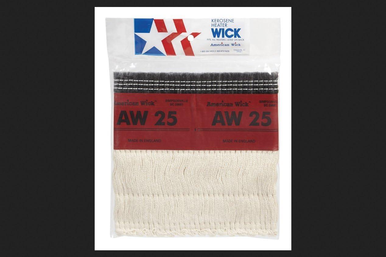 B000HMAC4U American Wick Kerosene Heater Wick Fits Comfort-Glow Gc-19, C20000 & C20000a, Crestline 3880 617h1NlWgJL