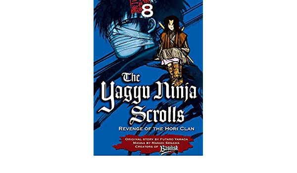 Amazon.com: Yagyu Ninja Scrolls Vol. 8 eBook: Masaki Segawa ...