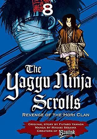 Yagyu Ninja Scrolls Vol. 8 (English Edition) eBook: Masaki ...
