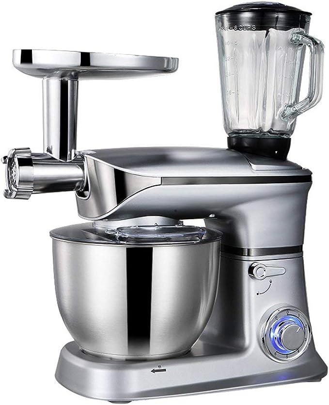 WJSW Robot de Cocina Batidora, Amasadora procesadora de alimentos ...