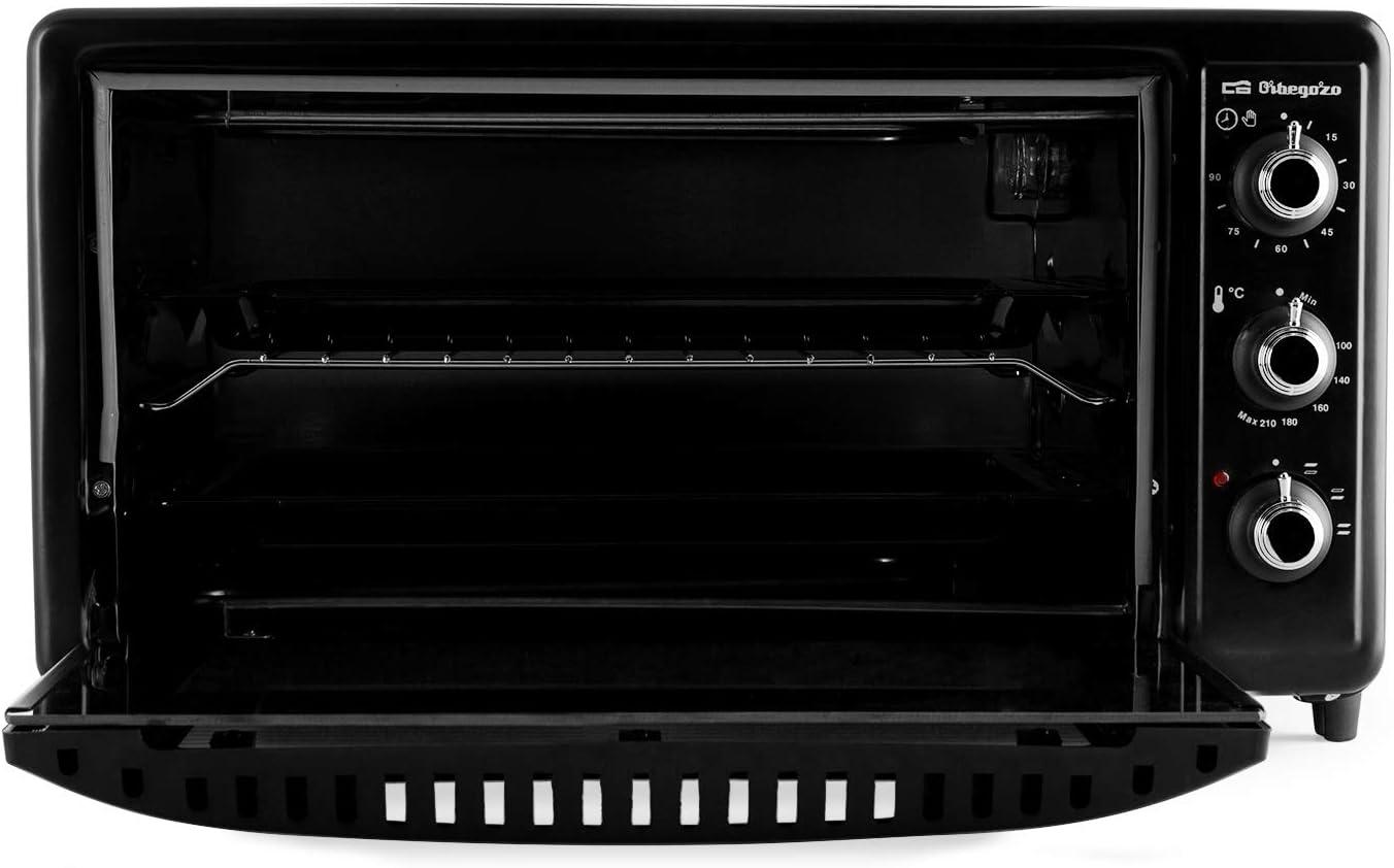 Orbegozo HO392 Horno eléctrico de sobremesa, 1450 W, 39 litros ...