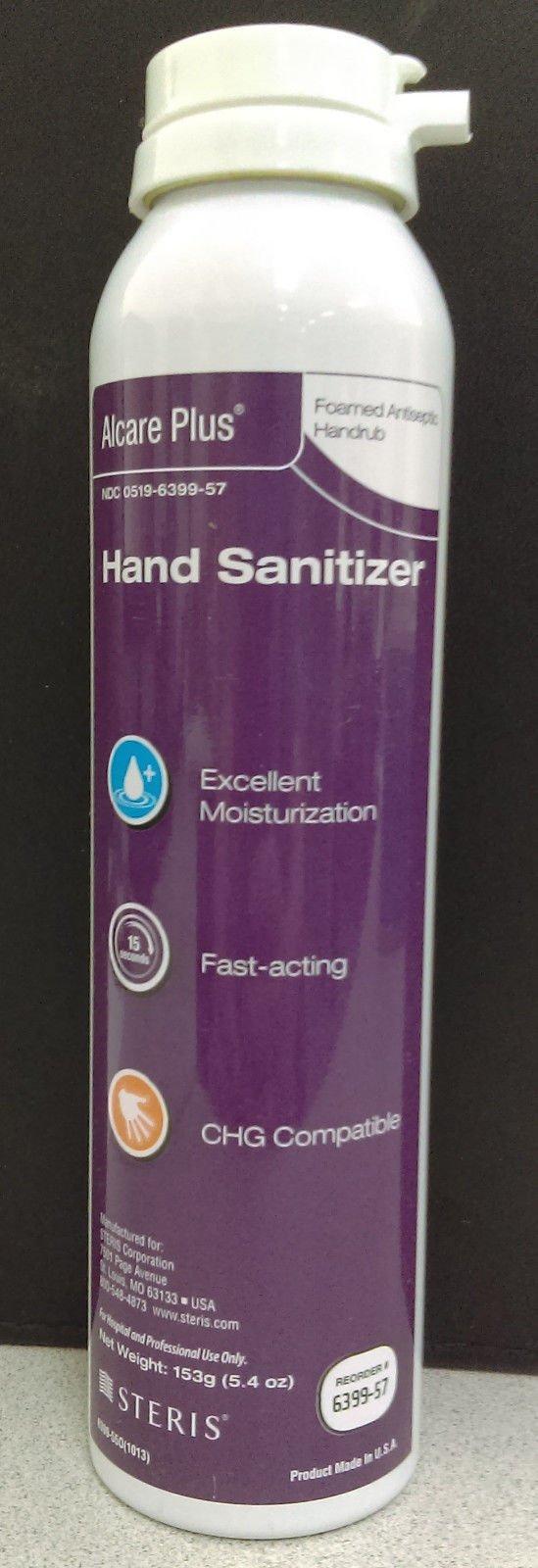 FOAM, SANITIZER, HAND, ALCARE, 5.4OZ ( FOAM, SANITIZER, HAND, ALCARE, 5.4OZ ) 24 Each / Case