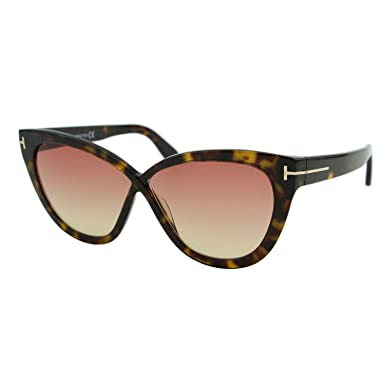 Amazon.com: anteojos de sol TOM FORD Arabella TF 511 ft 52B ...