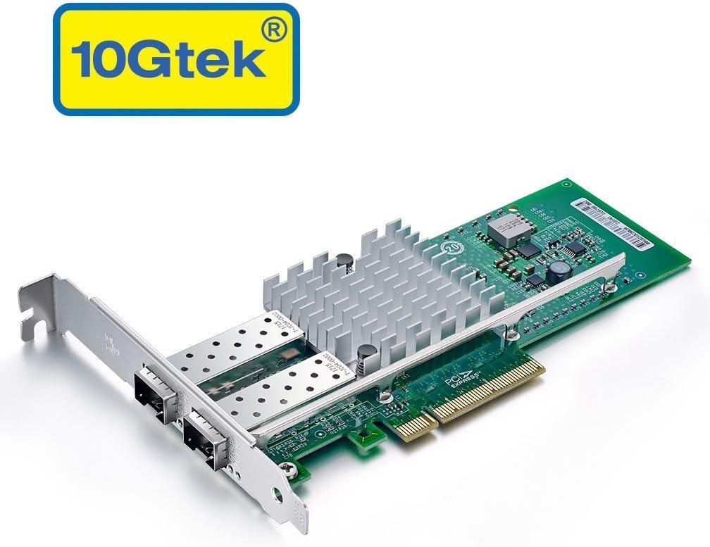 10gtek Kit-1 # Para Intel X520-da2  X520-10g-2s-x8