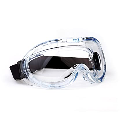 780faf9114 TR Industrial Anti-Fog Approved Wide-Vision Lab Safety Goggle