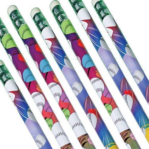 US Toy Baseball Pencils