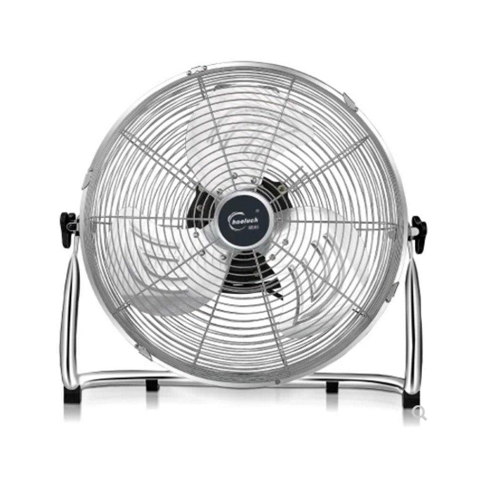 NAN クロム仕上げの高性能高速空気循環ファン ファン (サイズ さいず : 14 inch) 14 inch  B07FSK5W76