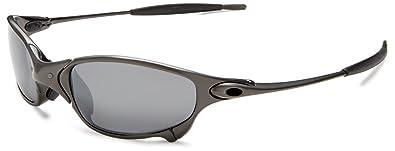 64ab01a5ba Oakley Juliet - Lunettes de soleil homme - Carbon - Black Iridium Polarized