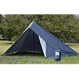 Bearhard 10x10ft/10x12ft Hammock Rain Fly, Waterproof Camping Tarp, Lightweight Backpacking Rain Tarp, UV Protection Tent She