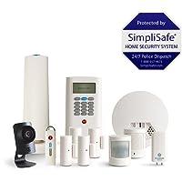 SimpliSafe 12-Piece Home Security System