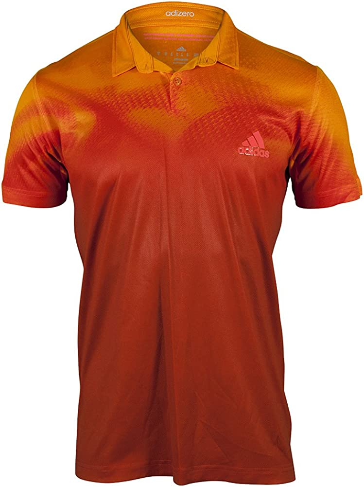 adidas Performance Mens Adizero Polo