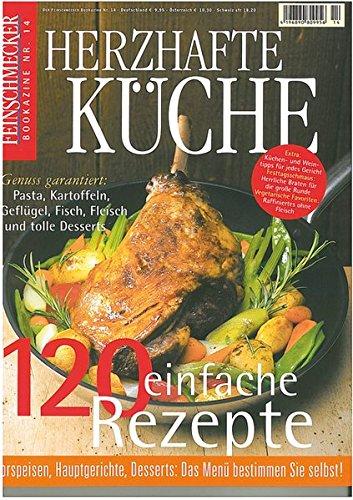 DER FEINSCHMECKER Herzhafte Küche: 120 einfache Rezepte (Feinschmecker Bookazines)